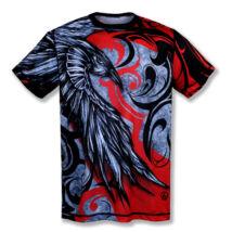 Raven rövid ujjú póló